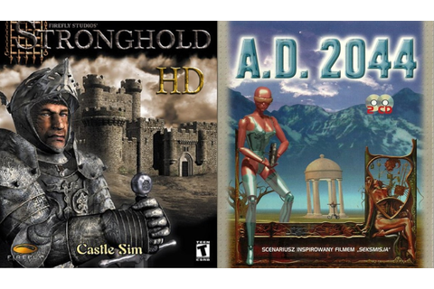 A.D. 2044 + STRONGHOLD HD FREE ON GOG.COM Valid until ...