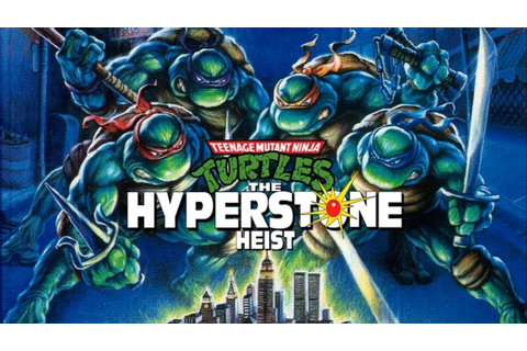 Teenage Mutant Ninja Turtles: The Hyperstone Heist #3 ...