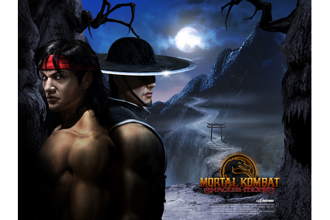FaceNet Games: Mortal Kombat: Shaolin Monks