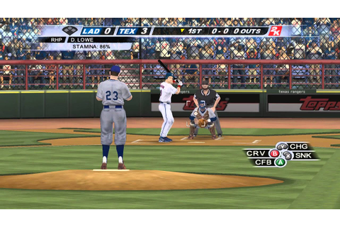 Dolphin Emulator 4.0.2 | Major League Baseball 2K6 [1080p ...