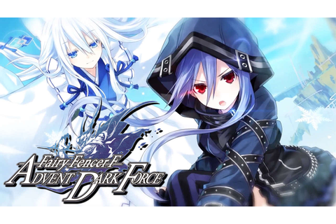 Fairy Fencer F: Advent Dark Force's New Character - Hey ...