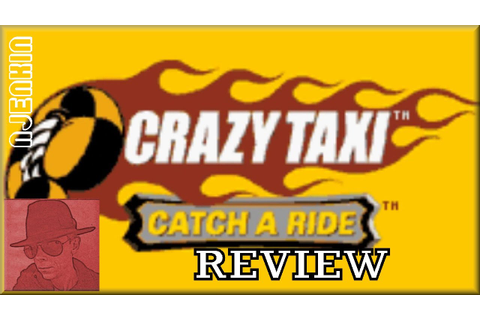 Crazy Taxi , Catch a Ride - on the Game Boy Advance (GBA ...
