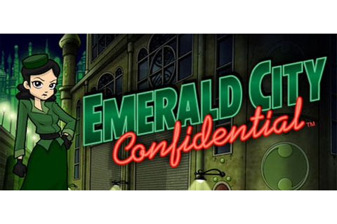 Emerald City Confidential Free Download « IGGGAMES