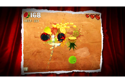 Fruit Ninja: Puss in Boots - Become the legend game ...