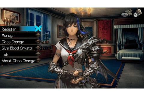 Stranger of Sword City (2015) by Experience PS Vita game
