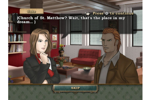 Cate West: The Vanishing Files (Wii) Game Profile | News ...