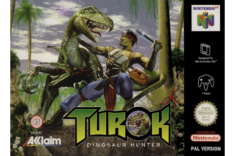 Turok: Dinosaur Hunter Review (N64) | Nintendo Life