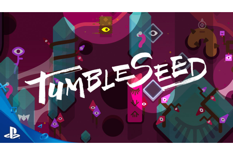 TumbleSeed - Announcement Teaser Trailer | PS4 - YouTube