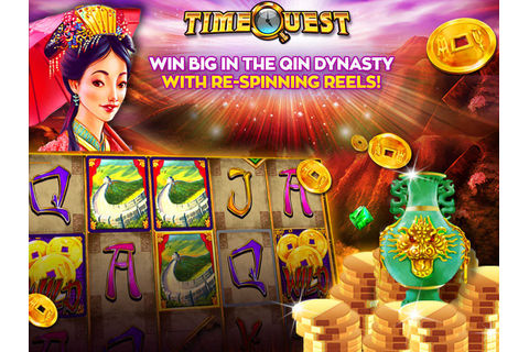 App Shopper: TimeQuest Slots | Free Casino Slots (Games)
