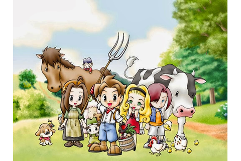 Harvest Moon: A Wonderful Life Guide ( PS2 ) - Your Game ...