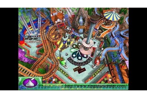 Free Download 3D Ultra Pinball Thrillride PC Games - My ...