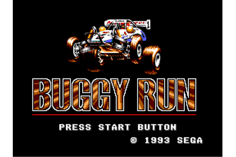 Play Buggy Run Sega Master System online | Play retro ...