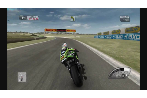 SBK 09 Superbike World Championship HD PC Gameplay ...