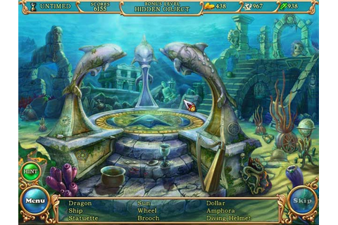 Hidden Wonders of the Depths 3: Atlantis Adventures > iPad ...