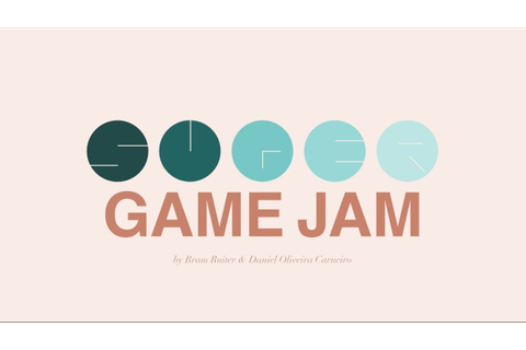 Super Game Jam - Official Announcement Trailer - YouTube