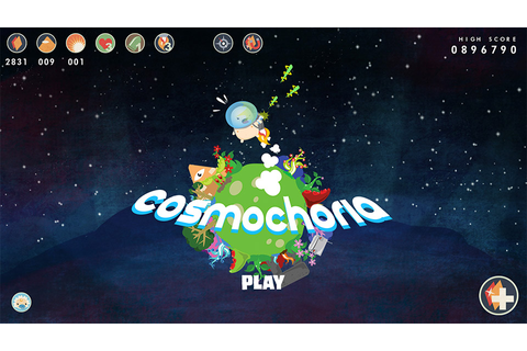Cosmochoria: A Crowd-Funded Space Video Game - MightyMega