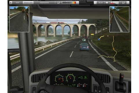German Truck Simulator Screenshots for Windows - MobyGames