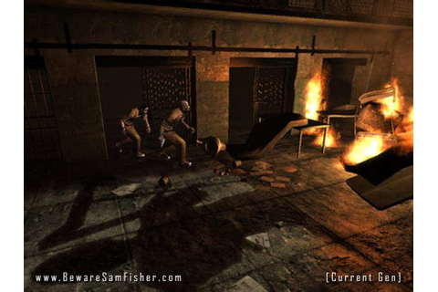 Buy Tom Clancys Splinter Cell Double Agent PC Game | UPlay ...