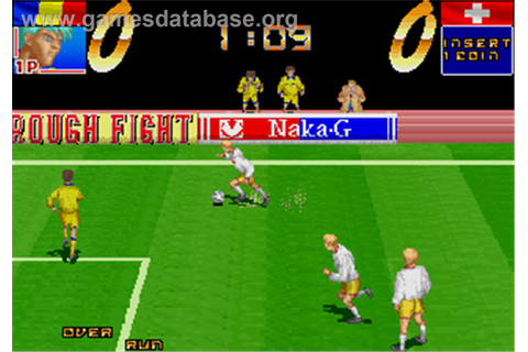 Hat Trick Hero '94 - Arcade - Games Database
