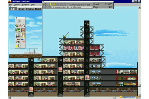 SimTower download PC