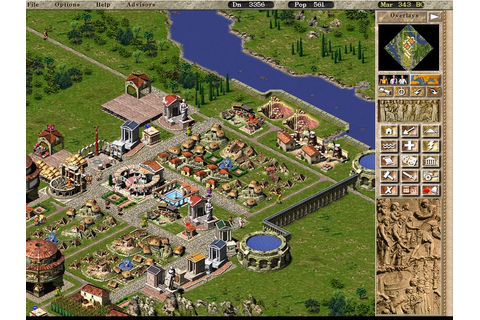 Free Download Caesar 3 PC Full Version Games (90MB) | Free ...