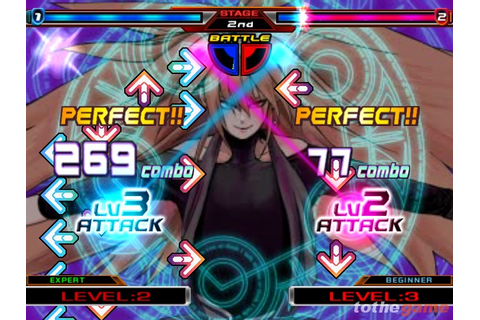 Dancing Stage Supernova (AKA Dance Dance Revolution SuperNOVA)