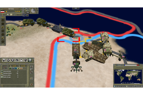 Supreme Ruler 1936 - Buy and download on GamersGate