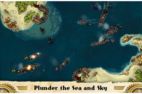 Crimson: Steam Pirates iPhone game - free. Download ipa ...