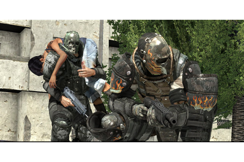 Blog Multiuso G Star Revolver-The Paiin: Army of Two