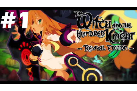 ☪The Witch and The Hundred Knight☪ Revival Edition PS4 ...