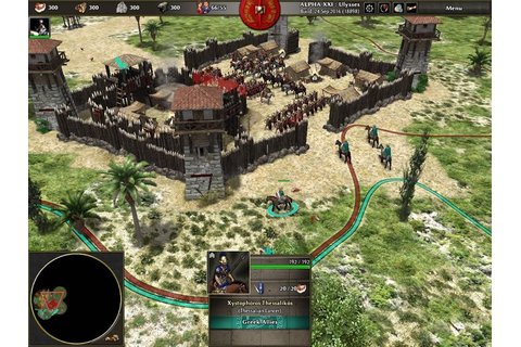 Download 0 A.D., a free, open source game