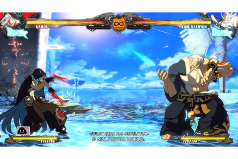 Guilty Gear Xrd Revelator: New Fighter Primer ...