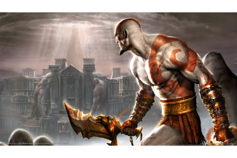 God of War 2 PS2 Game Wallpapers | HD Wallpapers