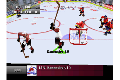 NHL 97 - Full Version Games Download - PcGameFreeTop