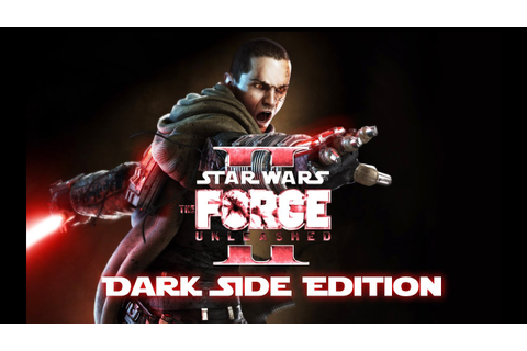 Star Wars: Force Unleashed 2 (Dark Side Edition) Game ...