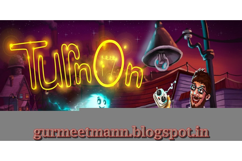 TurnOn Highly Compressed Torrent Game - Download Full ...