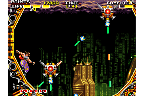 Super Adventures in Gaming: Osman (Arcade)