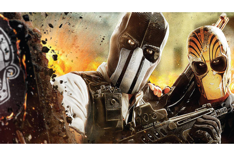Army of Two The Devils Cartel Wallpapers in HD « Video ...