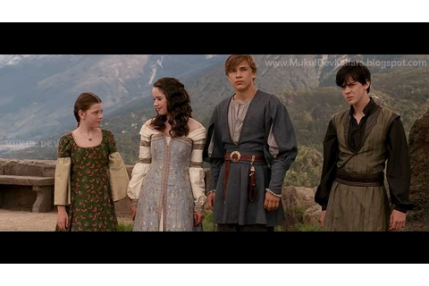 Climax song - The Chronicles Of Narnia: Prince Caspian ...