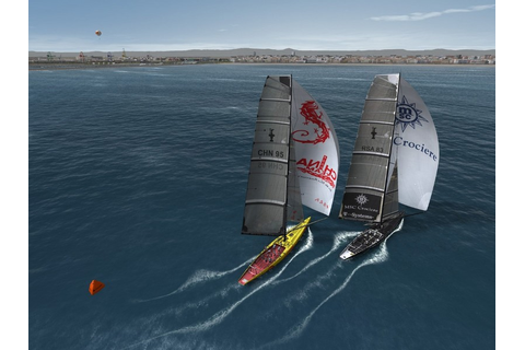 Virtual Skipper 5: 32nd Americas Cup | PC Game | Buy Now ...