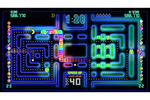 PAC-MAN Championship Edition DX XBOX 360 Review