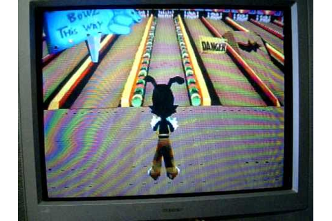 Playstation Animaniacs Ten Pin Alley Game 1 Part 3 - YouTube