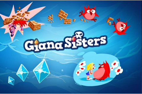 Giana Sisters: Dream Runners – Black Forest Games