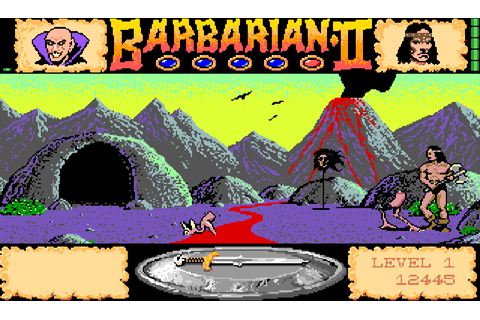 Barbarian II: The Dungeon Of Drax : The Company - Classic ...