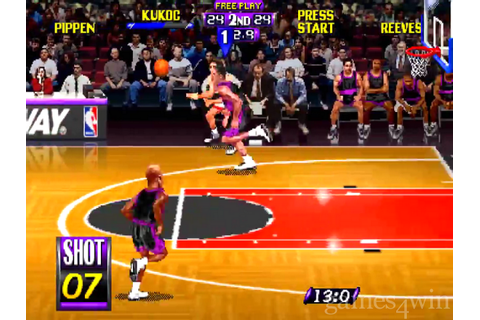 NBA Hangtime Download - Games4Win