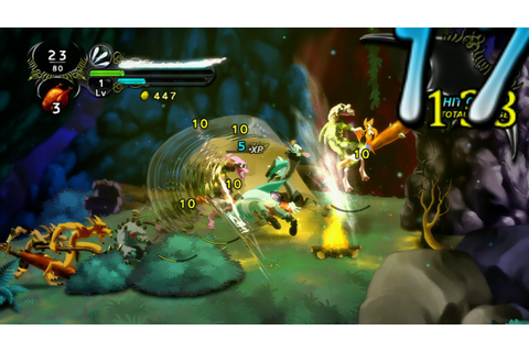 My Top 20 Favorite Games: #19: Dust: An Elysian Tale ...