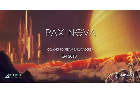 """Pax Nova"" is coming to PC in December - TGG"