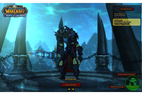 ŘĄШ ĜÂΜĘŹ: World Of Warcraft Wrath Of The Lich King