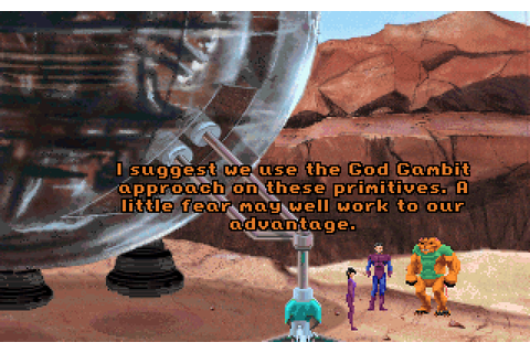 Ringworld: Revenge of the Patriarch (1992 - DOS). Ссылки ...