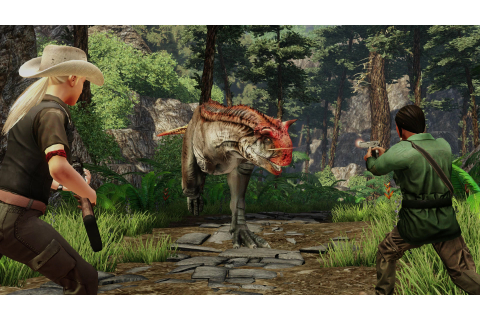 Download Primal Carnage: Extinction Full PC Game